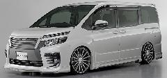 80VOXY ZS ROJAM ロジャム コンプリートカー販売 ガレージスパーク