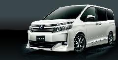 80VOXY ハイブリッドV/X ガソリンV/X モデリスタ コンプリートカー販売 ガレージスパーク