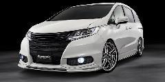 アドミレイション オデッセイ コンプリートカー販売 注文販売 ガレージスパーク