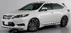ROJAM IRT Ver2エアロ ハリアー 注文販売 コンプリートカー販売 ガレージスパーク