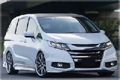 V-VISION オデッセイ コンプリートカー販売 注文販売 ガレージスパーク