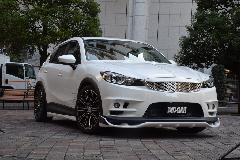 DUCKS-GARDEN CX-5 コンプリートカー販売 注文販売 ガレージスパーク