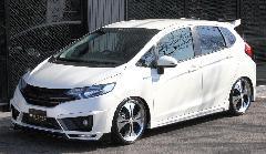 M'z SPEED フィット 新車コンプリートカー販売