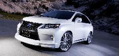 WALD エグゼクティブライン レクサスRX 新車コンプリートカー販売