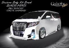30アルファード ブラックパールコンプリート ギャラクシーネオ コンプリートカー販売 ガレージスパーク