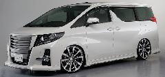 30アルファード ロジャム IRT コンプリートカー販売 ガレージスパーク