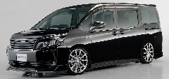 80VOXY V/X ロジャム コンプリートカー販売 ガレージスパーク