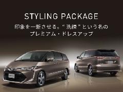 50エスティマ スタイリングパッケージ 新車コンプリートカー販売 ガレージスパーク