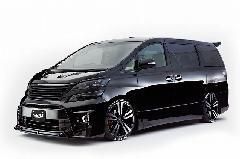 20ヴェルファイア シックスセンス セブン コンプリートカー販売 注文販売