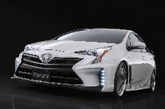 50プリウス トップライン アルナージエアロ コンプリートカー販売 注文販売 オークション代行 ガレージスパーク