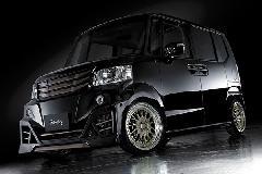 N−BOX ゴルヴァレイエアロ 新車コンプリートカー販売