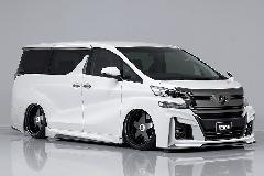 30ヴェルファイア AIMGAIN 純VIP GT バンパーエアロ コンプリートカー販売 ガレージスパーク