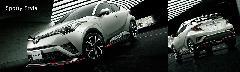 C−HR スポーティースタイル 新車コンプリートカー販売 ガレージスパーク