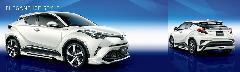C−HR エレガントアイススタイル 新車コンプリートカー販売 ガレージスパーク