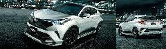 C−HR アグレッシブスタイル 新車コンプリートカー販売 ガレージスパーク