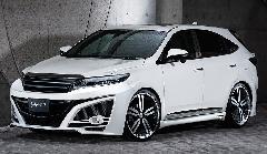 60ハリアー エグゼライン 新車コンプリートカー販売 ガレージスパーク