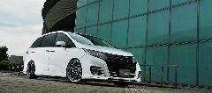 アドミレション ベルタ バンパーエアロ オデッセイ 新車コンプリートカー販売 ガレージスパーク