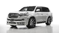 ランドクルーザー 新車コンプリートカー販売 WALD スポーツライン ガレージスパーク