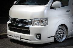 200ハイエース T-STYLE ワイドルックバンパー 新車コンプリートカー販売 ガレージスパーク
