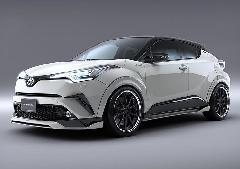 C-HR アーティシャンスピリッツ 新車コンプリートカー販売 ガレージスパーク