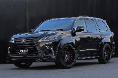 レクサス LX AIMGAIN 純VIP EXE 新車コンプリートカー販売 ガレージスパーク