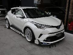 C-HR スパークオリジナル 新車コンプリートカー販売 ガレージスパーク