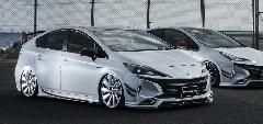 30プリウス WALD スポーツライン 50ルック コンプリートカー販売 ガレージスパーク