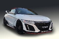 S660 ノブレッセ 新車コンプリートカー販売 ガレージスパーク