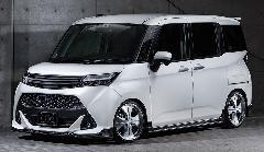 タンク GRACE LINE ゼウス 新車コンプリートカー販売 ガレージスパーク