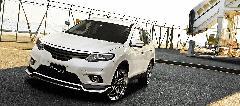 エクストレイル アドミレイション デポルテ 新車コンプリートカー販売 ガレージスパーク