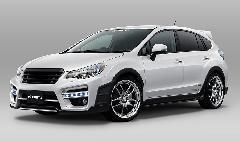 スバルXV ケンスタイル コンプリートカー販売 注文販売 ガレージスパーク