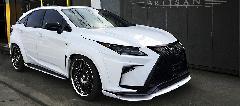 レクサス RX アーティシャンスピリッツ 新車コンプリートカー販売 ガレージスパーク