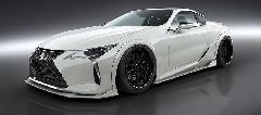 レクサス LC アーティシャンスピリッツ 新車コンプリートカー販売 ガレージスパーク