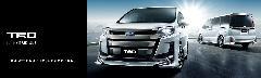 80ノア TRD for HYBRID Si,Si 新車コンプリートカー販売 ガレージスパーク