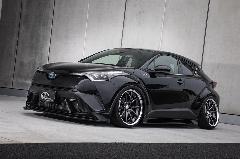 C-HR クールレーシング 新車コンプリートカー販売 ガレージスパーク