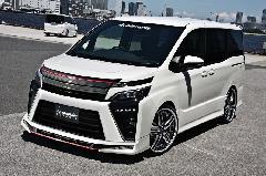 80VOXY ZS アドミレイション デポルテ 新車コンプリートカー販売 ガレージスパーク
