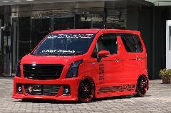 ワゴンRスティングレー K-BREAK ネオフリッパー 新車コンプリートカー販売 ガレージスパーク