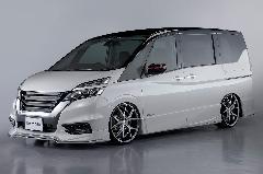 C27セレナ ロジャム 新車コンプリートカー販売 ガレージスパーク