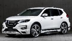 エクストレイル LUVライン 新車コンプリートカー販売 ガレージスパーク