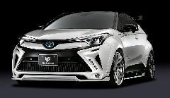 C-HR グレンツェン バンパーエアロ 新車コンプリートカー販売 ガレージスパーク