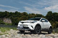 C-HR JAOS リフトアップ 新車コンプリートカー販売 ガレージスパーク