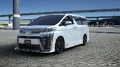 30ヴェルファイア後期 TRDコンプリート for AERO BODY 新車コンプリートカー販売 ガレージスパーク