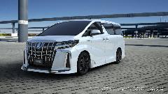 30アルファード後期 TRDプラン for AERO BODY 新車コンプリートカー販売 ガレージスパーク