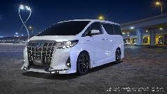 30アルファード後期 TRDコンプリート for NORMAL BODY 新車コンプリートカー販売 ガレージスパーク