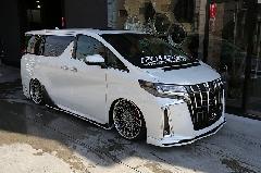 30アルファード後期 シックスセンス ジュールコンプリート 新車コンプリートカー販売 ガレージスパーク