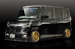 N-BOXカスタム DAD ラグジュアリースタンス 新車コンプリートカー販売 ガレージスパーク