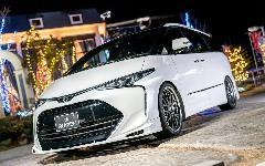 50エスティマ ROWEN 新車コンプリートカー販売 ガレージスパーク