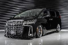 30アルファード後期 エイムゲイン 純VIP 新車コンプリートカー販売 ガレージスパーク