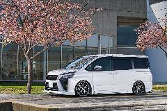 80VOXY ZS ROJAM iRt 新車コンプリートカー販売 ガレージスパーク