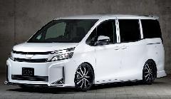 80VOXY for HYBRID V,HYBRID X,V,X グレイスライン 新車コンプリートカー販売 ガレージスパーク